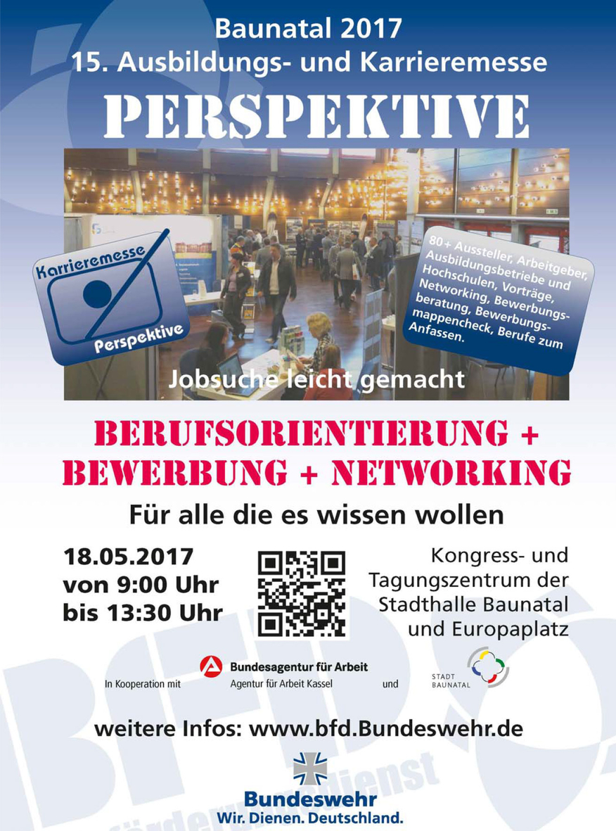 flyer messe